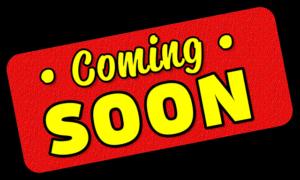 coming soon - Symbolbild